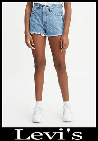 New Arrivals Levis Shorts 2019 Spring Summer Womens 16