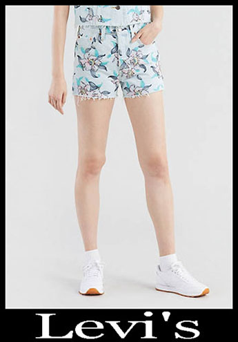 New Arrivals Levis Shorts 2019 Spring Summer Womens 26