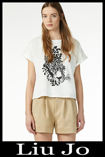 New Arrivals Liu Jo T Shirts 2019 Spring Summer Style 13