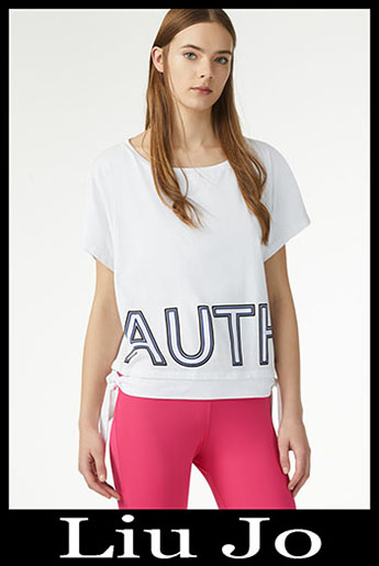 New Arrivals Liu Jo T Shirts 2019 Spring Summer Style 33