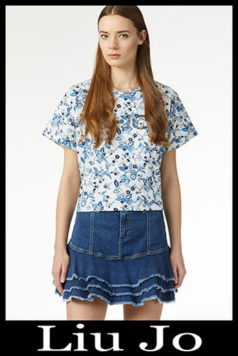New Arrivals Liu Jo T Shirts 2019 Spring Summer Style 39