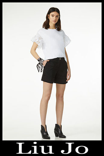 New Arrivals Liu Jo T Shirts 2019 Spring Summer Style 7