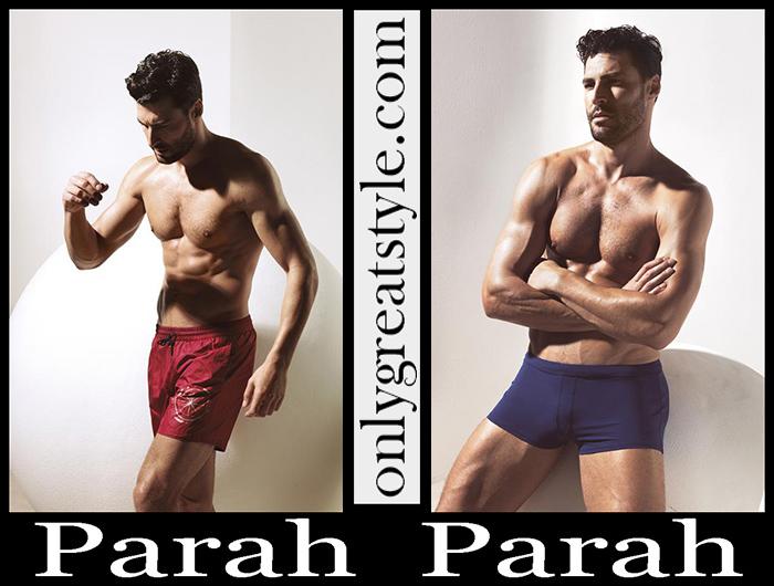 New Arrivals Parah Spring Summer 2019 Men's