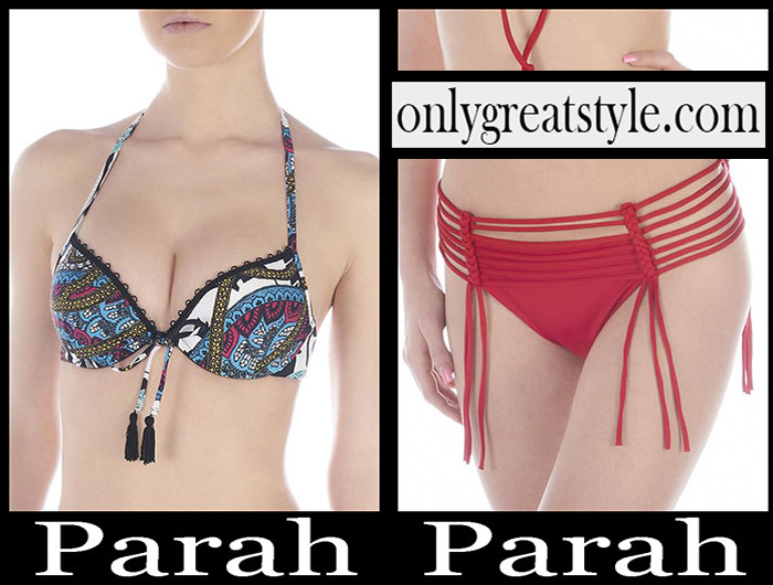 17c9c0ef4d New arrivals Parah bikinis 2019 women's spring summer
