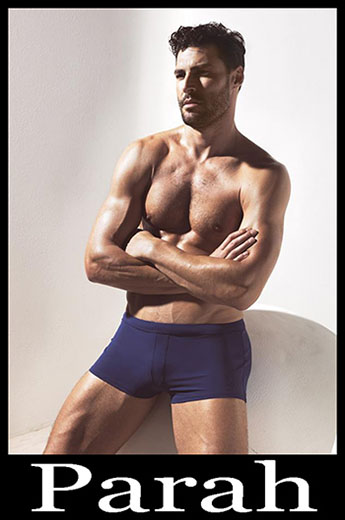 New Arrivals Parah Swimwear 2019 Men's Summer Style 30