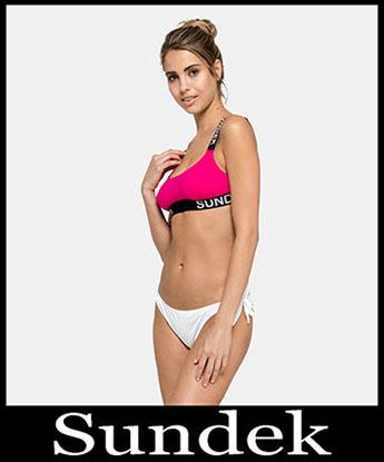 New Arrivals Sundek Bikinis 2019 Spring Summer Style 11