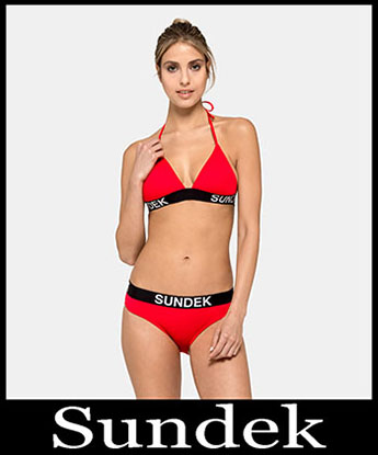 New Arrivals Sundek Bikinis 2019 Spring Summer Style 12