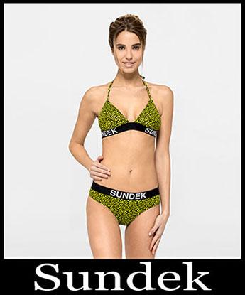 New Arrivals Sundek Bikinis 2019 Spring Summer Style 13