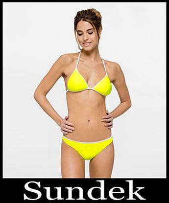 New Arrivals Sundek Bikinis 2019 Spring Summer Style 15