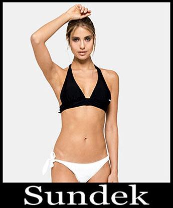 New Arrivals Sundek Bikinis 2019 Spring Summer Style 16