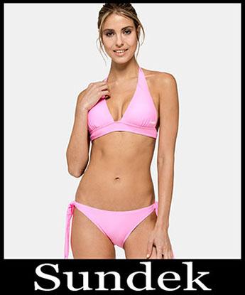 New Arrivals Sundek Bikinis 2019 Spring Summer Style 17