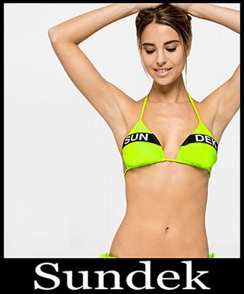 New Arrivals Sundek Bikinis 2019 Spring Summer Style 22