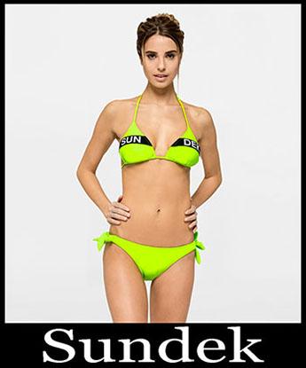 New Arrivals Sundek Bikinis 2019 Spring Summer Style 26