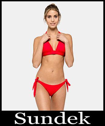 New Arrivals Sundek Bikinis 2019 Spring Summer Style 28