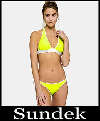 New Arrivals Sundek Bikinis 2019 Spring Summer Style 6