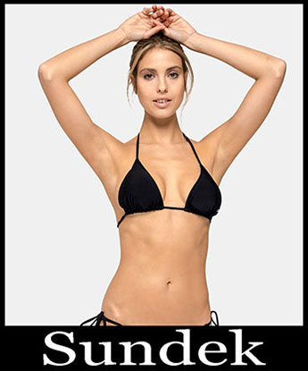 New Arrivals Sundek Bikinis 2019 Spring Summer Style 8