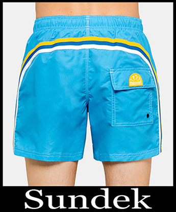 New Arrivals Sundek Boardshorts 2019 Men's Summer 16