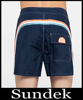 New Arrivals Sundek Boardshorts 2019 Men's Summer 18