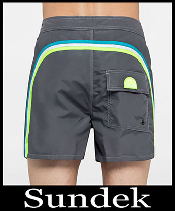 New Arrivals Sundek Boardshorts 2019 Men's Summer 19
