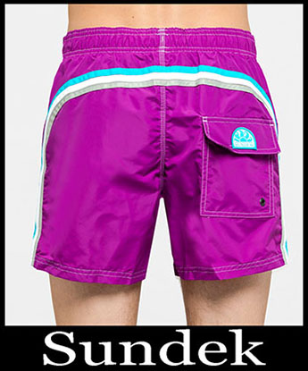 New Arrivals Sundek Boardshorts 2019 Men's Summer 2