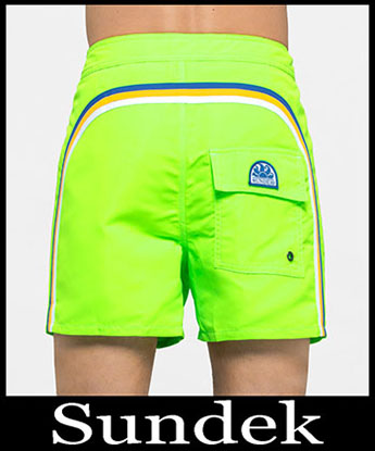New Arrivals Sundek Boardshorts 2019 Men's Summer 21