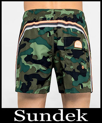 New Arrivals Sundek Boardshorts 2019 Men's Summer 22