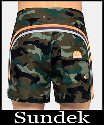 New Arrivals Sundek Boardshorts 2019 Men's Summer 23