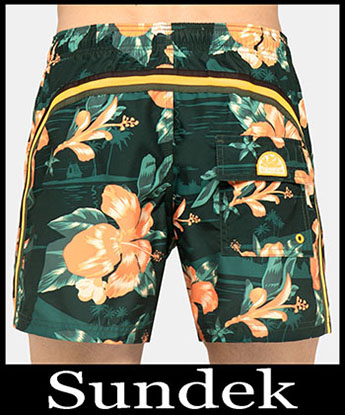 New Arrivals Sundek Boardshorts 2019 Men's Summer 8
