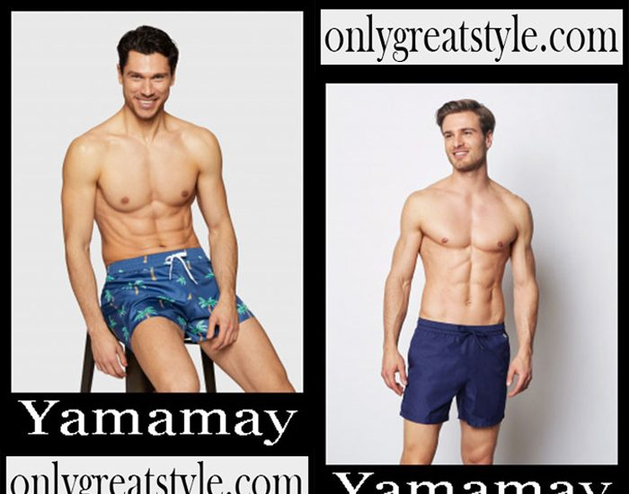 New Arrivals Yamamay Spring Summer 2019 Men's