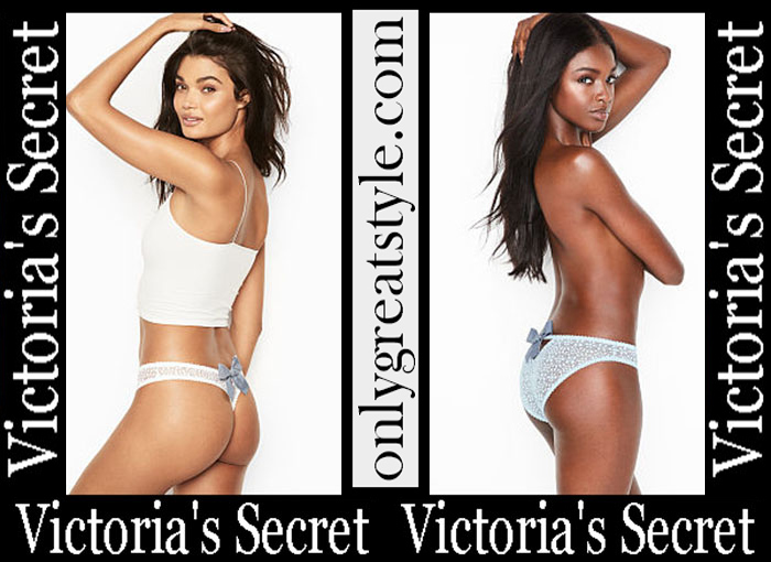 Underwear Victoria's Secret Spring Summer 2019 Women's