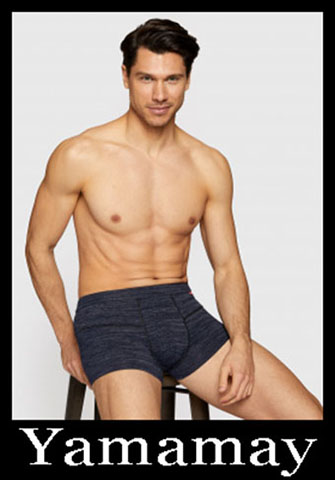 Underwear Yamamay Boxers 2019 Men's Summer Style 12
