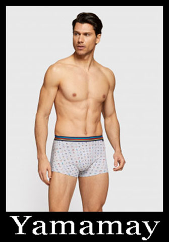 Underwear Yamamay Boxers 2019 Men's Summer Style 22