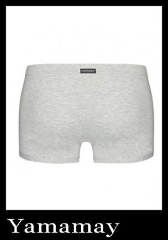 Underwear Yamamay Boxers 2019 Men's Summer Style 31