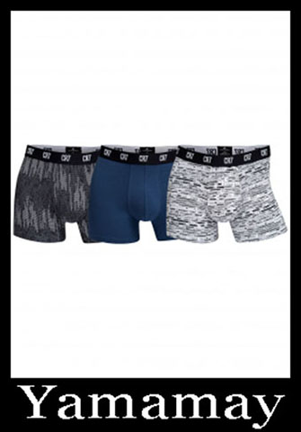 Underwear Yamamay Boxers 2019 Men's Summer Style 34