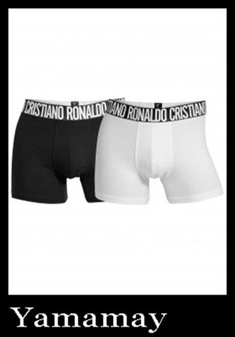 Underwear Yamamay Boxers 2019 Men's Summer Style 36