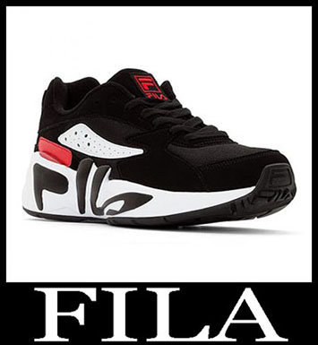 Fila Men's Sneakers Spring Summer 2019 New Arrivals 18