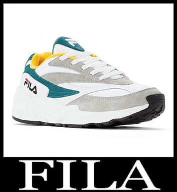 Fila Men's Sneakers Spring Summer 2019 New Arrivals 2