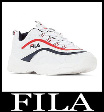 Fila Men's Sneakers Spring Summer 2019 New Arrivals 28