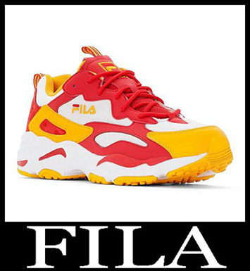 Fila Men's Sneakers Spring Summer 2019 New Arrivals 29