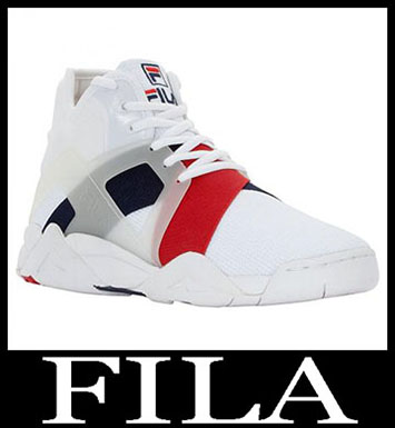 Fila Men's Sneakers Spring Summer 2019 New Arrivals 34