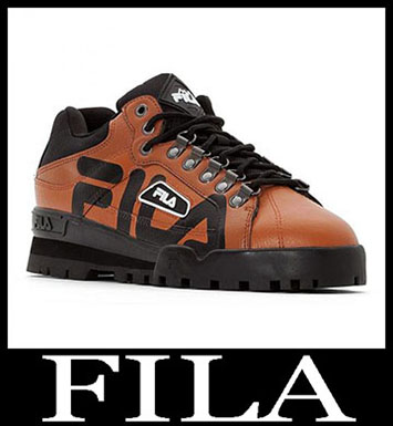Fila Men's Sneakers Spring Summer 2019 New Arrivals 35
