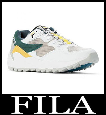 Fila Men's Sneakers Spring Summer 2019 New Arrivals 4