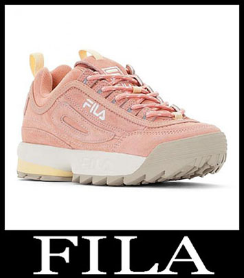 Fila Women's Sneakers Spring Summer 2019 Arrivals 14