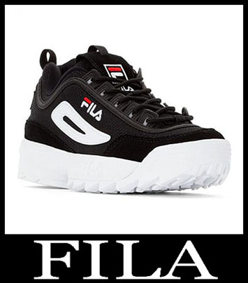 Fila Women's Sneakers Spring Summer 2019 Arrivals 9