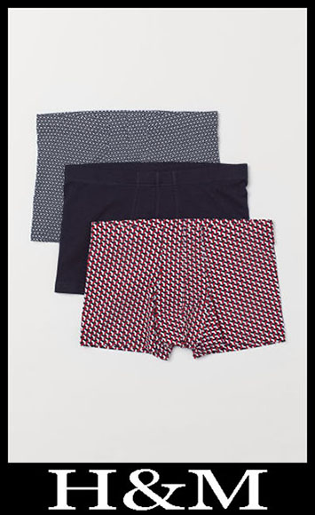 HM Men's Underwear Spring Summer 2019 New Arrivals 20