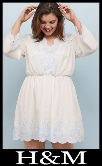 HM Women's Plus Size Spring Summer 2019 New Arrivals 17