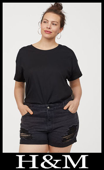 HM Women's Plus Size Spring Summer 2019 New Arrivals 31
