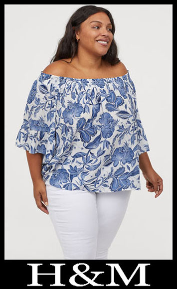 HM Women's Plus Size Spring Summer 2019 New Arrivals 37