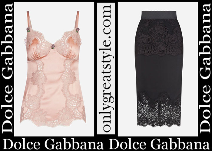 New Arrivals Dolce Gabbana Spring Summer 2019 Women's Clothing
