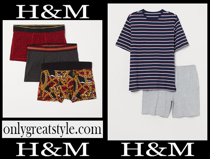 New Arrivals HM Spring Summer 2019 Men's Clothing